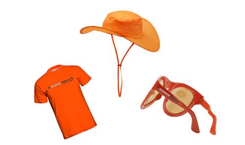 Oranje Pakket 500
